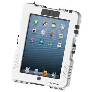 Andres Industries(アンドレス) 防水型iPadケース アイシェル(マットホワイト)【日本正規品】 AG290003