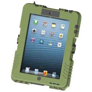 Andres Industries(アンドレス) 防水型iPadケース アイシェル(タクティカルブルー)【日本正規品】 AG290004 - 拡大画像