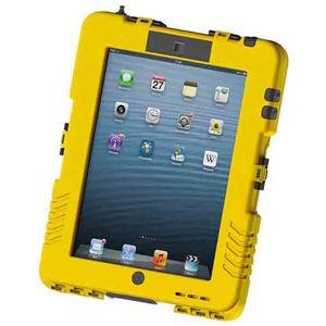 Andres Industries(アンドレス) 防水型iPadケース アイシェル(ブライトイエロー)【日本正規品】 AG290005 - 拡大画像