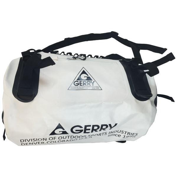 GERRY(ジェリー) ダッフルボストン(小) GE8008 ホワイト