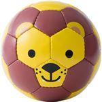 SFIDA(スフィーダ) FOOTBALL ZOO ミニボール1号球 ライオン BSFZOO06