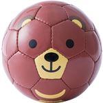 SFIDA(スフィーダ) FOOTBALL ZOO ミニボール1号球 クマ BSFZOO06