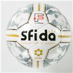 SFIDA(スフィーダ) フットサルボール Fリーグ公式試合球 INFINITO ホワイト BSFIN01