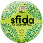 SFIDA(スフィーダ) フットサルボール 4号球 INFINITO II PRO ライム BSFIN11