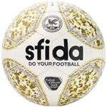 SFIDA(スフィーダ) フットサルボール 4号球 INFINITO II ホワイト(CAMO) BSFIN12の画像