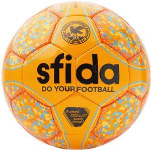 SFIDA(スフィーダ) フットサルボール 4号球 INFINITO II オレンジ BSFIN12 - 拡大画像