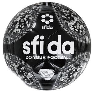 SFIDA(スフィーダ) フットサルボール 4号球 INFINITO II L ブラック BSFIN13