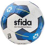 SFIDA(スフィーダ) サッカーボール キッズ用3号球 VAIS KIDS ホワイト×ブルー BSFVA04