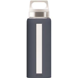 SIGG 耐熱硬質ガラス製ボトル ドリーム(ミッドナイト 0.65L)