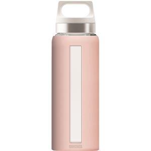 SIGG 耐熱硬質ガラス製ボトル ドリーム(ブラッシュ 0.65L)