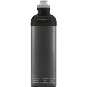 SIGG 耐熱性トライタン製ボトル セクシーボトル(アントラサイト 0.6L)