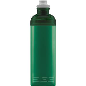 SIGG 耐熱性トライタン製ボトル セクシーボトル(グリーン 0.6L)