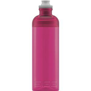 SIGG 耐熱性トライタン製ボトル セクシーボトル(ベリー 0.6L)
