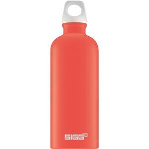 SIGG アルミ製ボトル トラベラー ルシッド(スカーレット 0.6L)