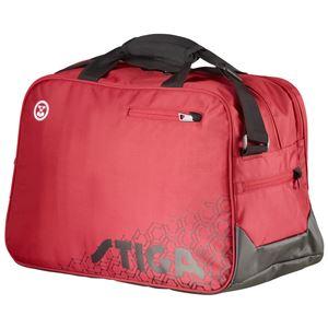 STIGA(スティガ) 卓球バッグ TRAININGBAG REVERSE(リバーストレーニングバッグ) RED×BLACK