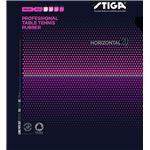 STIGA(スティガ) 粒高ラバー HORIZONTAL 20(ホリゾンタル 20) BLACK 中