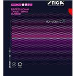 STIGA(スティガ) 粒高ラバー HORIZONTAL 20(ホリゾンタル 20) RED 特薄