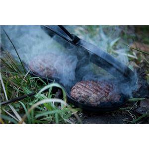 バーガーアイアン/アウトドア調理器具 【鋳鉄製】 Petromax ペトロマックス 〔キャンプ バーベキュー トレッキング〕