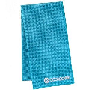 coolcore(クールコア)SUPER COOLING TOWEL スーパーコーリングタオル スカイ - 拡大画像