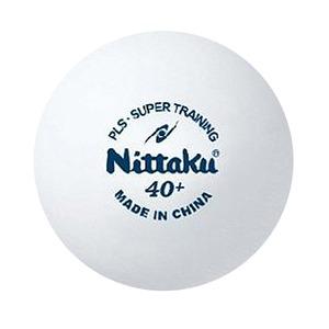 ニッタク(Nittaku) プラ スーパートレーニングボール50個入り NB1460