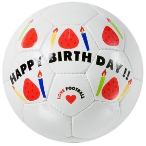 SFIDA(スフィーダ) SFIDA FOOTBALL フットサルボール Happy Birthday 4号球 - 拡大画像