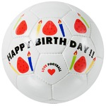 SFIDA(スフィーダ) SFIDA FOOTBALL フットサルボール Happy Birthday 4号球