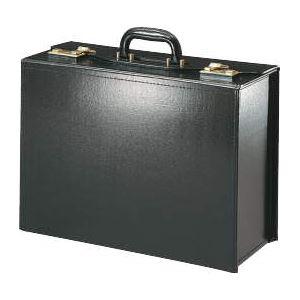 ビジネスバッグ 縦325×横450×厚さ190mm BF-91 黒 - 拡大画像