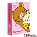 (業務用セット) 1PKポケットアルバム 写真 リラックマ/ハグ KG判1段 1PK-64-5-2【×5セット】