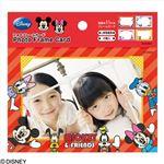 (業務用セット)ナカバヤシ ディズニーキャラクター フォトフレームカード4枚組/ミッキー&フレンズ PFCD-302-1ミッキーマウス【×10セット】