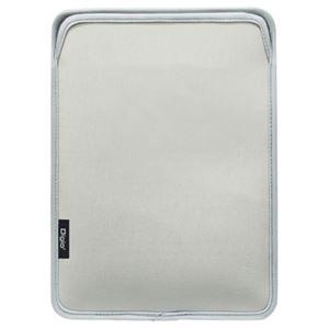 (業務用セット) Digio2 タブレットPC用スリップインケース (for iPad mini) TBC-IPM1203SLシルバー【×5セット】