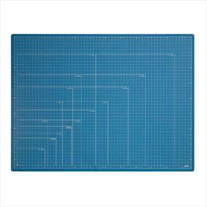 (業務用セット) 折りたたみカッティングマット A2 CTMO-A2【×3セット】