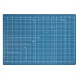 (業務用セット) 折りたたみカッティングマット A3 CTMO-A3【×3セット】