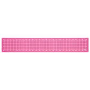 (業務用セット) 折りたたみカッティングマット A2 1/4サイズ CTMO-A201-P ピンク【×5セット】