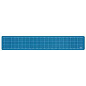 (業務用セット) 折りたたみカッティングマット A2 1/4サイズ CTMO-A201-DB ダークブルー【×5セット】