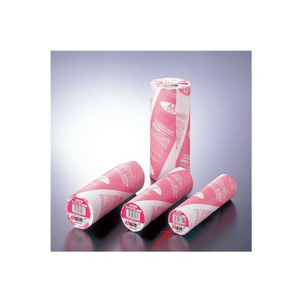 (業務用セット) ファクシミリ感熱用紙 FAX A4 210MM巾 ヨF-210-3【×5セット】f00