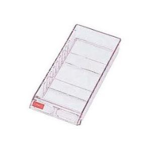 (業務用セット)ナカバヤシ ピックケース浅引出し用 オプション仕切板 PC-1【×20セット】