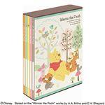 ナカバヤシ ディズニーキャラクター/くまのプーさん 5冊BOXポケットアルバム ア-PL-1021-2