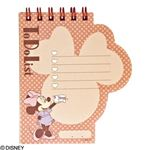 (業務用セット)ナカバヤシ ディズニーキャラクター スタンドToDoリスト NW-B701-2 ミニーマウス【×10セット】