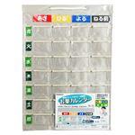(業務用セット)ナカバヤシ お薬カレンダー(壁掛タイプ) IF-3010【×2セット】