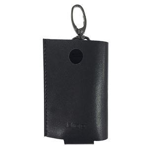 (業務用5セット) Digio2 glo用 PUレザー/ソフトケース GLO01 ブラック SZC-GLO01BK