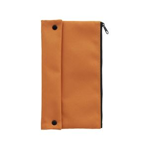 (業務用5セット) つながるカバーシリーズ ペンケース オレンジ TN-PC-OR
