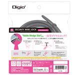 Digio2 Noble Wedge専用 セキュリティロック SL-062の画像
