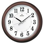 SEIKO(セイコー) 掛時計 防災電波掛時計 KX351B 1個