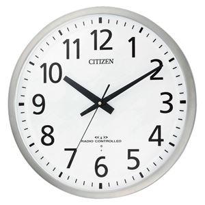 シチズン掛時計スペイシーM4638MY463-0191個