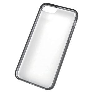 エレコム iPhone 5c用ハイブリッドケース PS-A13UBCBK ブラック 1個 - 拡大画像