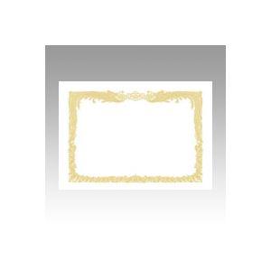 ササガワ OA賞状用紙 白上質賞状用紙・縦書き 10-1180 100枚 h02