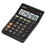 (業務用セット) カシオ 電卓 MW-100T-BK-N ブラック 1台入 【×3セット】