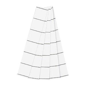 (業務用セット)山口工業カルテホルダー見出し紙YF-202200枚入【×3セット】