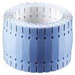 (業務用セット) マックス 紙針ホッチキス P-KISS 専用紙針 PH-S309/B ブルー 1巻入 【×5セット】
