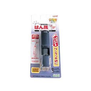 (業務用セット) 三菱鉛筆 印鑑ホルダーはん蔵 HLD502.40 紺 1個入 【×5セット】 - 拡大画像